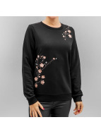 Vero Moda Pullover Vmflower Embroidery noir