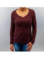 Vero Moda Pullover vmOdessa Tipp red