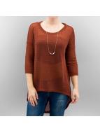 Vero Moda Pullover vmKenja rot