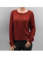 Vero Moda Pullover vmNorah rot