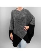Vero Moda Pullover cmProud Knit Poncho schwarz