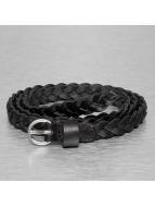Vero Moda riem vmSofia Leather zwart