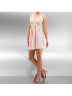 Vero Moda Robe vmLingerie Lace Strap Mini rose