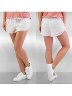 Vero Moda Shorts vmJolien Lace blanc