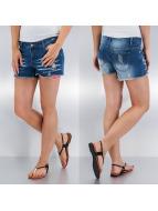 Vero Moda Shorts Paula Neon blau