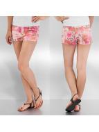 Vero Moda Shorts Pretty Flower rosa