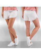 Vero Moda Shorts vmJolien Lace weiß
