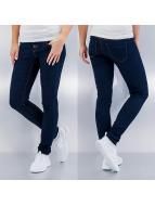 Vero Moda Skinny Jeans vmFive Slim Boheme blau