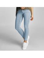 Vero Moda Skinny Jeans vmFive mavi