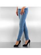 Vero Moda Skinny Jeans vmSeven niebieski