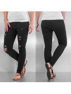 Vero Moda Skinny Jeans vmSeven schwarz