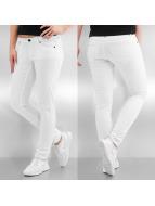 Vero Moda Skinny Jeans vmFive Low Super Slim white