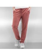 Vero Moda Spodnie do joggingu vmCassy Ancle Pants czerwony