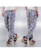 Vero Moda Spodnie wizytowe vmSuper niebieski