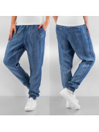 Vero Moda Spodnie wizytowe vmTess niebieski