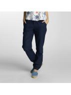 Vero Moda Spodnie wizytowe vmTimilo niebieski