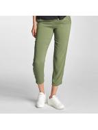 Vero Moda Spodnie wizytowe vmYafa zielony