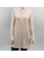 Vero Moda Swetry vmElva bezowy