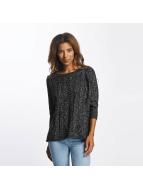 Vero Moda Swetry vmAmanda czarny