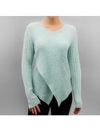 Vero Moda Swetry vmAnny niebieski