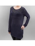 Vero Moda Swetry vmElva niebieski