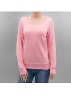 Vero Moda Swetry VMNatalie rózowy