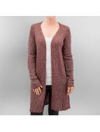 Vero Moda Swetry rozpinane VMJive brazowy