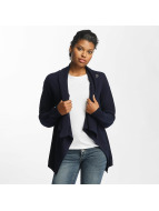 Vero Moda Swetry rozpinane vmAnna Wrap niebieski