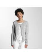 Vero Moda Swetry rozpinane vmGlory Misa szary