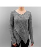 Vero Moda Swetry vmAnny szary