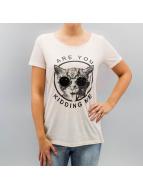 Vero Moda T-paidat vmCharlotte Vegas beige