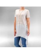 Vero Moda t-shirt vmJuca beige