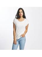 Vero Moda T-shirt vmAware Plain bianco
