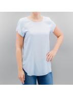 Vero Moda T-Shirt Boca bleu