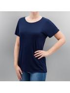 Vero Moda T-Shirt vmFunnel bleu