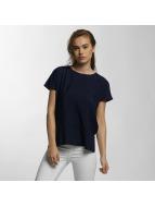Vero Moda T-Shirt vmSatino bleu