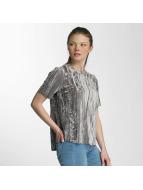 Vero Moda T-shirt vmMaila grå