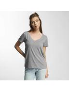 Vero Moda T-Shirt vmSpicy gris