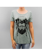 Vero Moda T-Shirt vmCharlotte Vegas grün