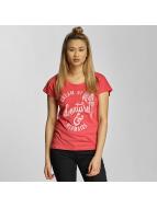 Vero Moda T-Shirt vmBella magenta