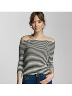 Vero Moda T-Shirt manches longues vmYeng blanc