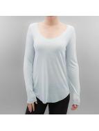 Vero Moda T-Shirt manches longues vmLua bleu