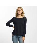 Vero Moda T-Shirt manches longues vmSofia bleu