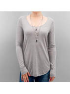 Vero Moda T-Shirt manches longues vmLua gris