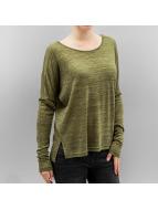 Vero Moda T-Shirt manches longues vmSabisanne kaki