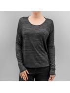 Vero Moda T-Shirt manches longues vmSabisanne noir