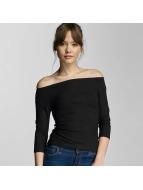 Vero Moda T-Shirt manches longues vmYeng noir