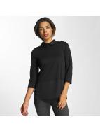 Vero Moda T-Shirt manches longues vmKacy noir