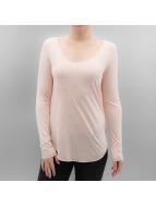 Vero Moda T-Shirt manches longues vmLua rose