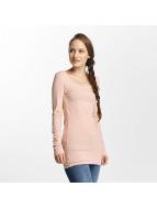 Vero Moda T-Shirt manches longues 10152908 rose